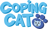 Charlie, Coping Cat logo, Workbook Publishing